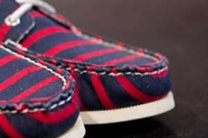 The Sperry Top-Sider 'Patterns' 2012 Line Boasts Bold Patterns