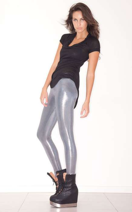Gun Metal Black Milk