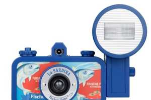 Experiment with Your Photography Using the new Lomo La Sardina