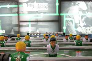 The Heineken Foosball Table Will Generate Envy Among Soccer & Beer Fans