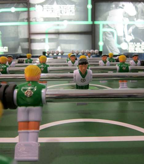Heineken Foosball Table