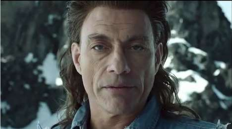 Coors Light UK Jean Claude Van Damme