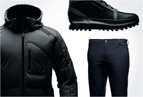 Porsche Design Winter Training Pack