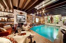 Luxe Indoor Pools
