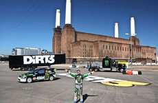 Menacing Motor Sport Videos