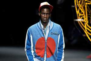 The Vivienne Westwood 2012 Spring/Summer Line Pays Tribute to the Upcoming Olympics