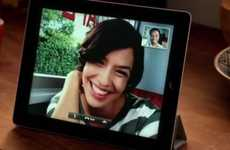 Emotion-Emitting Tablet Ads