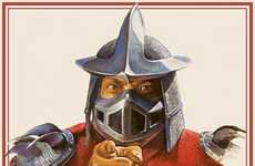 Foot Clan Recruitment Prints