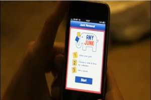 AnyJunk iPhone Application Gets Your Waste Collected Conveniently