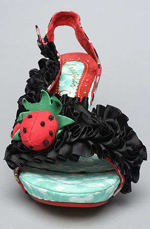 Absolutely Absurd Heels - Irregular Choice's Spring/Summer 2011 Collection Will Stun You