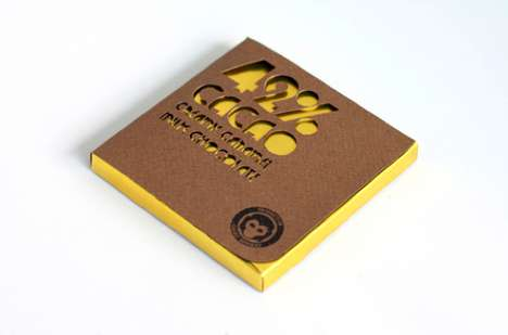 Cacao Monkey Packaging