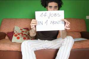 Daniel Romano Sets a New World Record with 14 Jobs in 24 Days