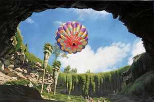 Shay Kun Brings the Public to the Earth's Organic Splendor
