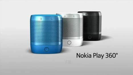 Nokia Play 360 Speakers