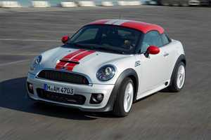 The 2012 Mini Coupé is a Compact Yet Powerful