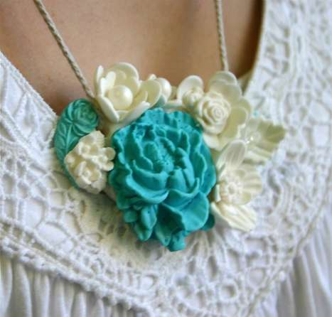 Sweet Statement Necklaces - Andie's Speciality Sweets are a Fashionable Treat