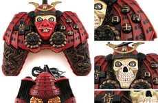 Adorned Samurai Controllers