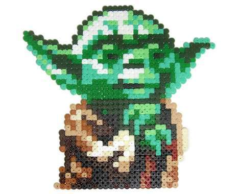 awesome 8-bit art projects