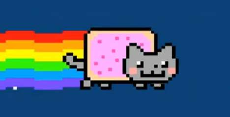 Nyan Cat Loading Bar