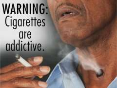 FDA Anti Smoking Health Warnings