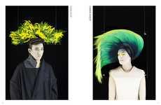 Surreal Sci-Fi Portraits