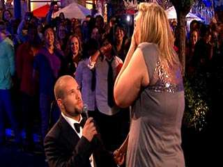 The Biggest Wedding Proposal Ever!