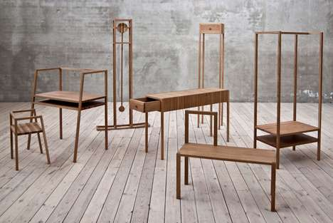 Oak Furniture Collection