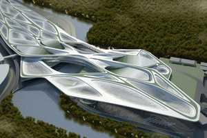 The Project Eco Link Building Bridges City and Nature