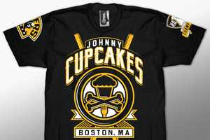 These Johnny Cupcakes 'Stanley Cup-Cakes' Celebrate Boston's Win