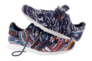 The Missoni Converse Auckland Racer is a Stylish Knitted Slip-On Shoe for Men