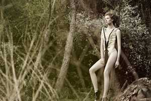Piotr Stoklosa Gets Marysia Mnich Close to Nature