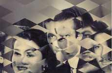 Vintage Kaleidoscope Captures