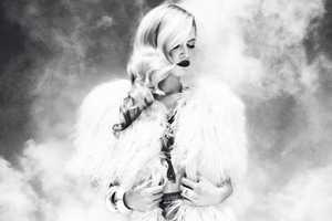 The Cheyenne Tozzi Fashion Gone Rogue Shoot Takes Fashion to the Heavens