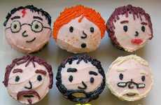 These Harry Potter Cupcake Designs Will Cast a Spell on Your Taste Buds