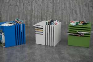 The Cubico is a Slit-Filled Organizer