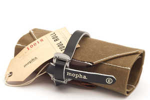 Mopha Tool Roll Eliminates the Bulkiness of Toolboxes