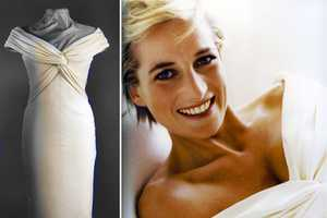 The Princess Diana Dress Auction Features 14 Iconic Frocks