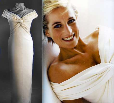 Princess Diana Dress Auction