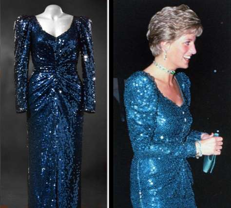 Princess Diana Dress Auction 2