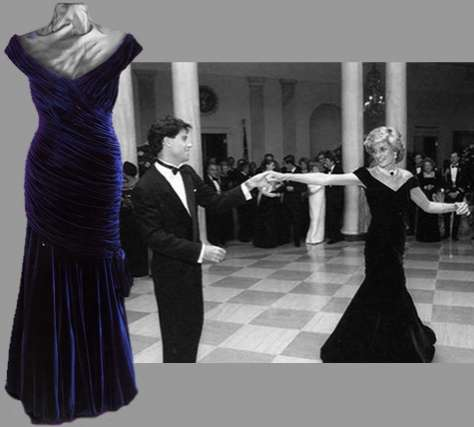 Princess Diana Dress Auction 3