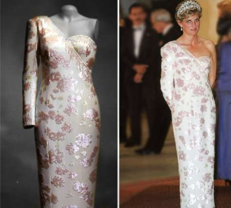 Princess Diana Dress Auction 4