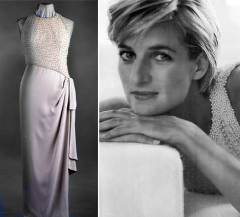 Princess Diana Dress Auction 6