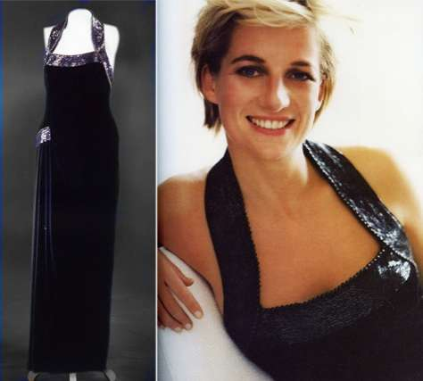 Princess Diana Dress Auction 8