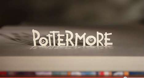 Pottermore website
