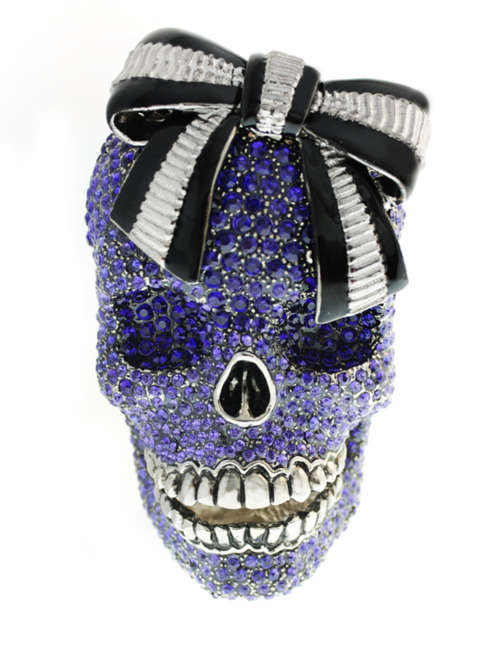 Blinging Macabre Accessories