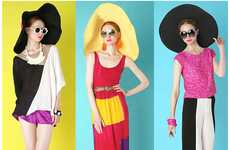 Neon Color-Blocking Collections