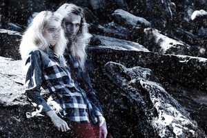 Orri Henrisson 2011 Fall/Winter Line Showcases Versatile Snowy Fashion