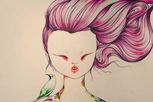 Artist Violeta Hernandez Creates Stunning Caricatures