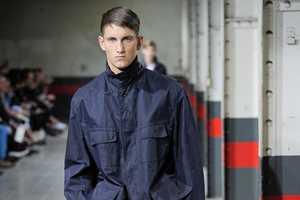 The Dries Van Noten 2012 Spring/Summer Line Boasts Gleaming Fashion