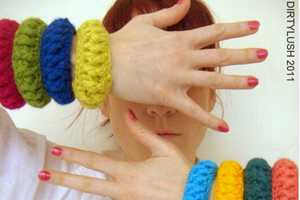 The Dirtylush Etsy Shop Crochets Couture Crafts